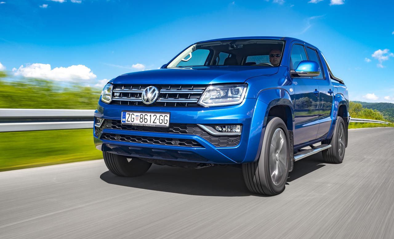 International Pick-up award za VW Amarok V6