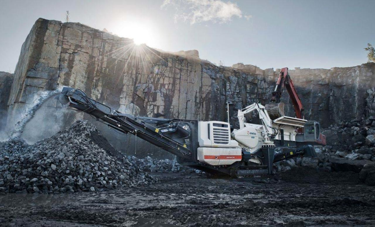 Kamnolom Verd povečuje proizvodnjo tolčenca