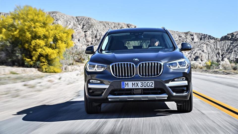 Novi BMW X3. Se šalite!?