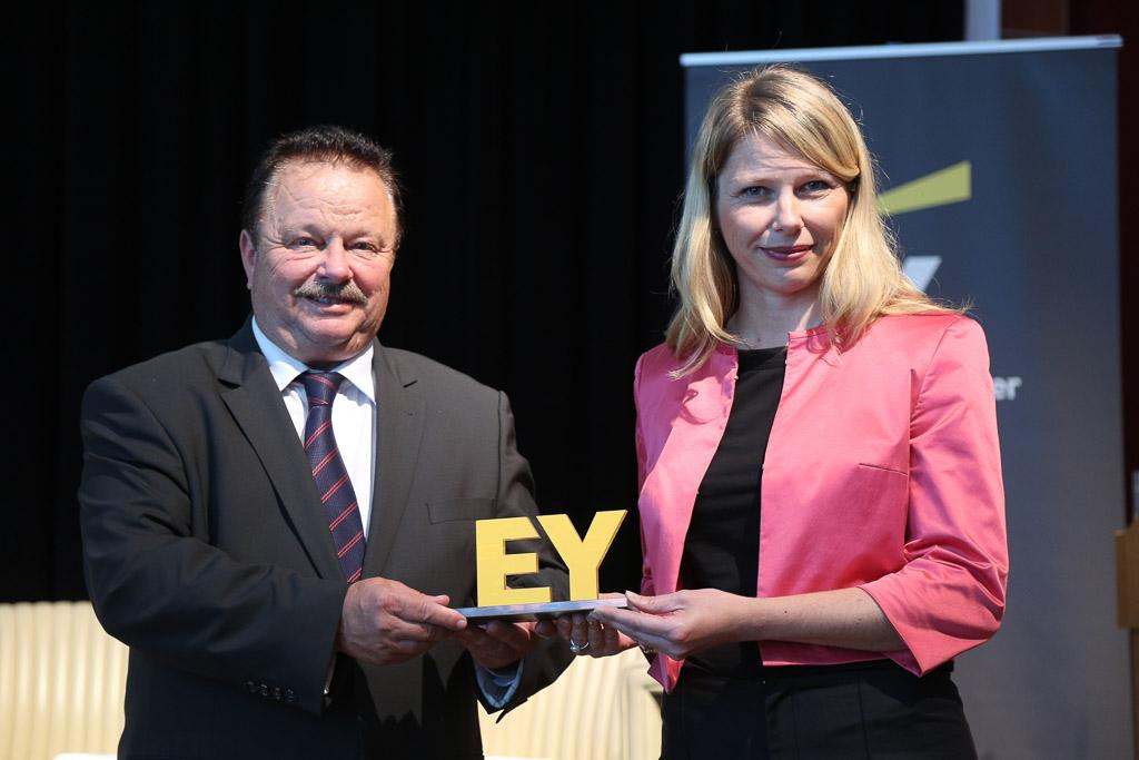 EY nagrada odličnosti družinskemu podjetju Roto iz Murske Sobote