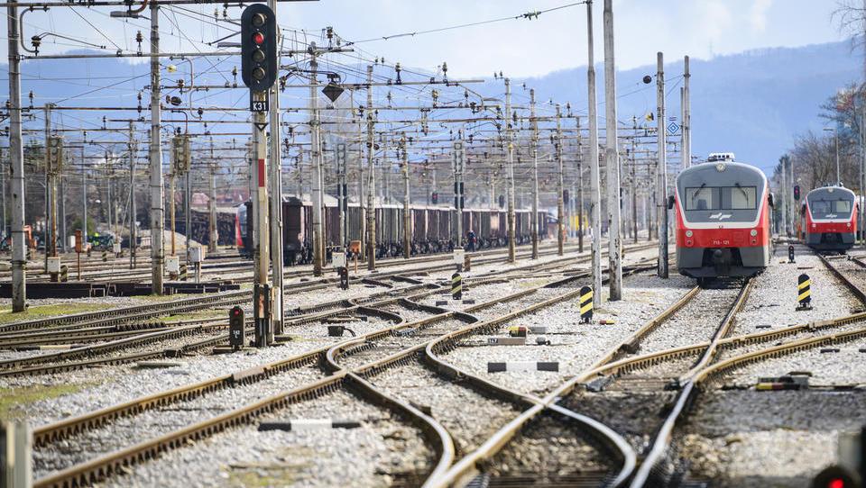 Kaj vse bi lahko pri Slovenskih železnicah počeli na peterokraki...