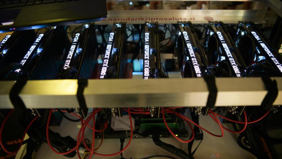 Kripto rudarjem v ZDA zavrnili dostop do elektrike