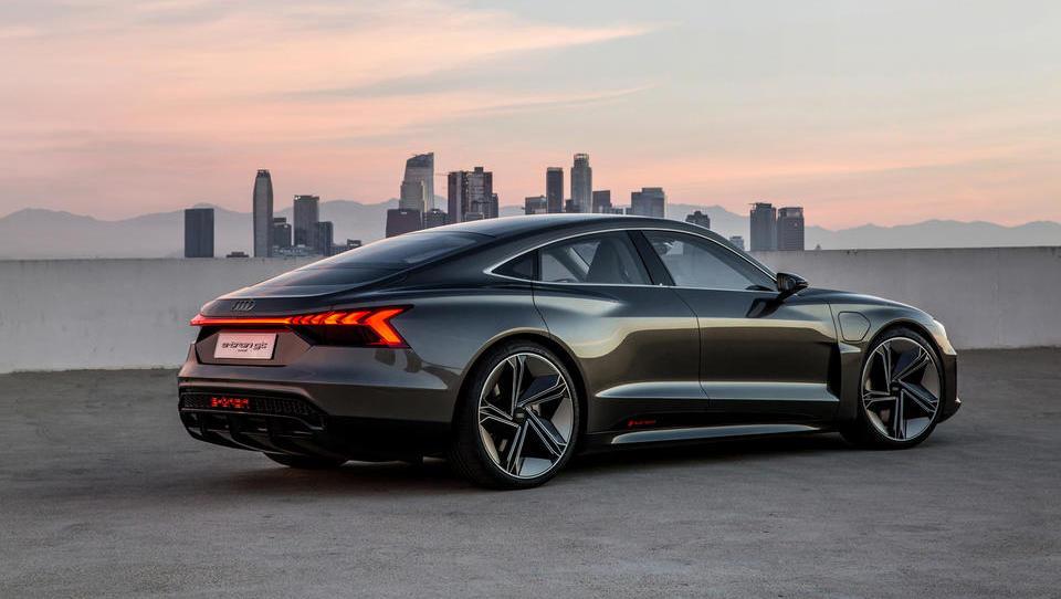 Po GM še Audi: 14 milijard evrov v elektromobilnost in avtonomna vozila