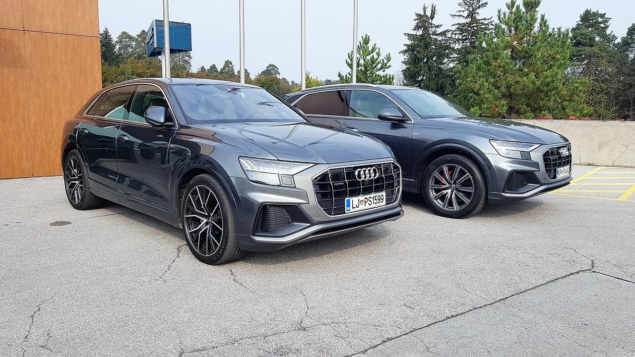 Kako je Audi iz kopice nesmislov naredil smisel