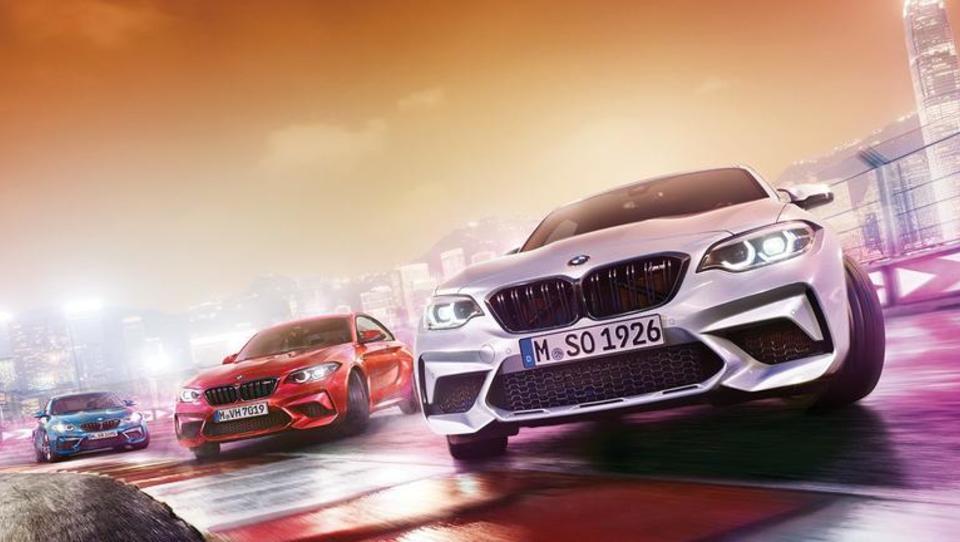 Najmočnejši BMW M2 iz Slovenije ušel na splet