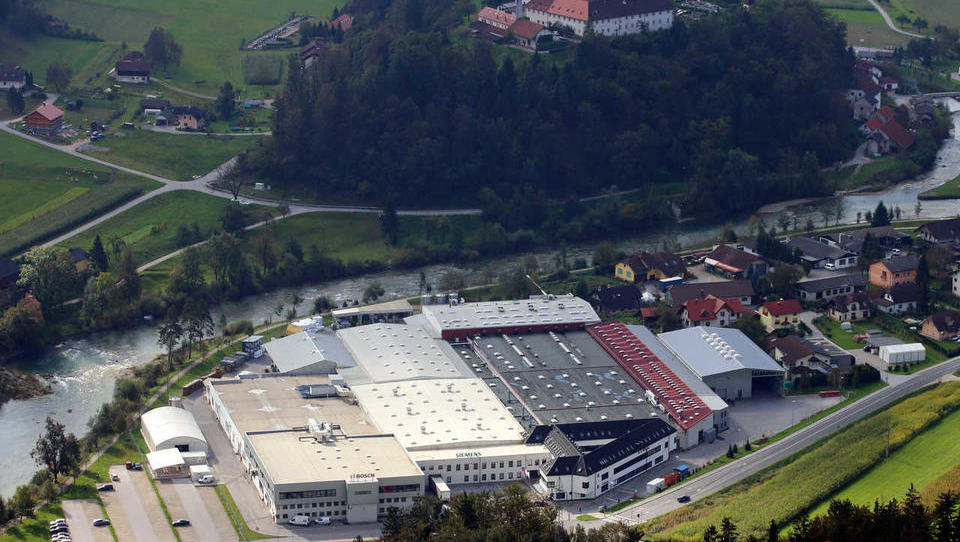 Slovenska gospodarska rast je zelena