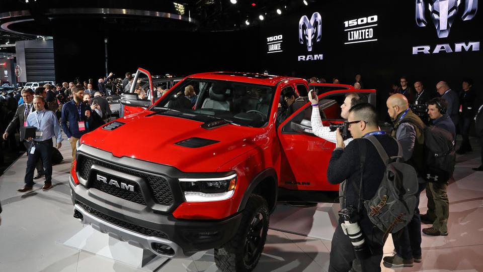 Avtomobilska prodaja v ZDA februarja upadla