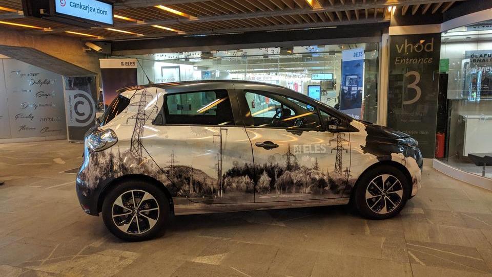 ELES predstavil koncept razvoja polnjenja e-avtov