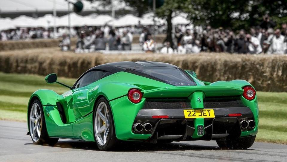 Ferrarijeva prihodnost vse bolj hibridna