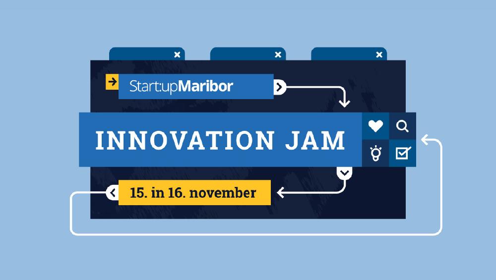 7 razlogov zakaj se morate udeležiti Innovation Jam