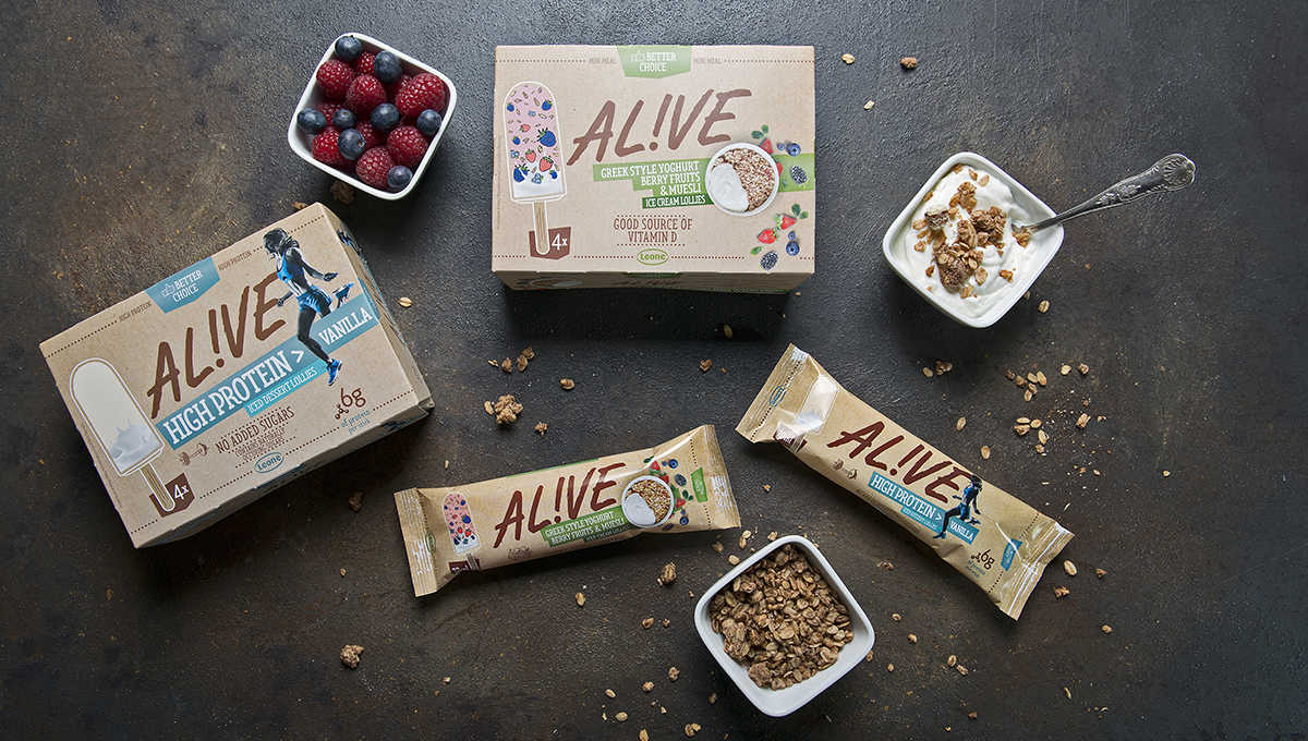 Slovenski sladoled Leone AL!VE osvaja tuja tržišča