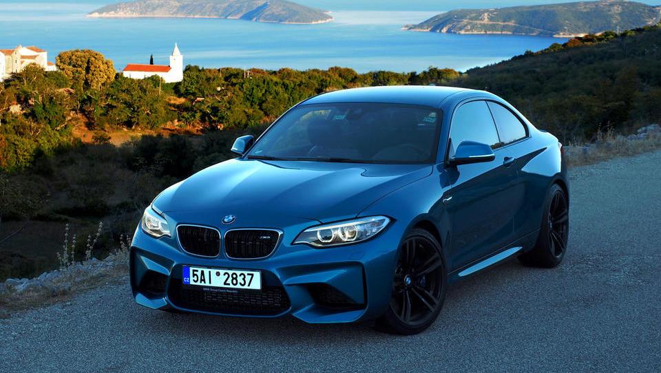 BMW M2: zverina za spretne moške