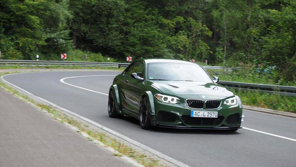 Unikat, ki sezuje tudi veličastne modele BMW M