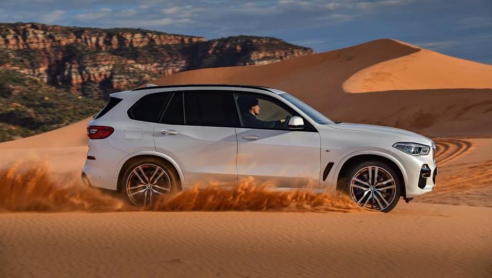 Novi BMW X5 prinaša evolucijo in kopico tehničnih novosti