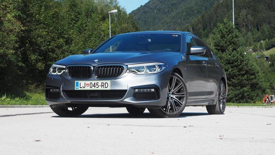 Dvoboj s presenetljivim izidom: dizelski BMW 520d proti hibridnemu 530e