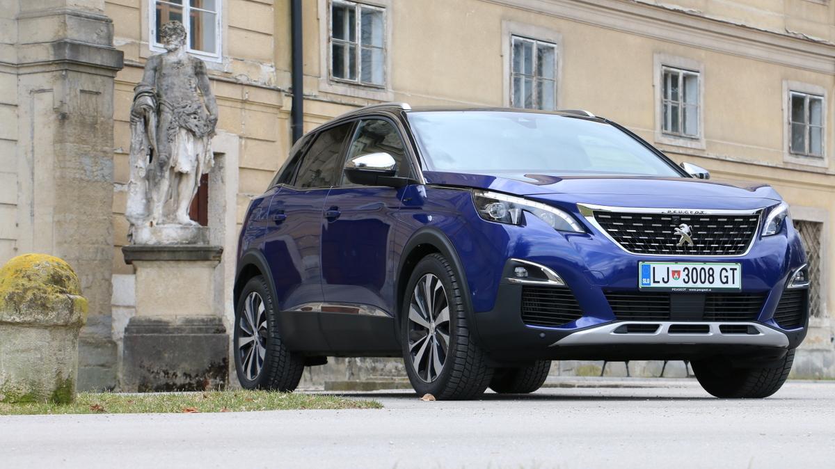 Peugeot 3008: konec s približki, to je pravi in odličen SUV