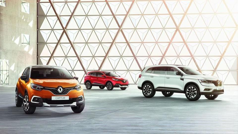 Renault tretjič zapored z rekordno prodajo