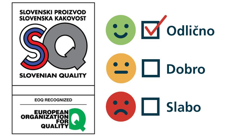 Znak SQ: Ne gre le za kakovost, temveč za razlikovanje od standardnega