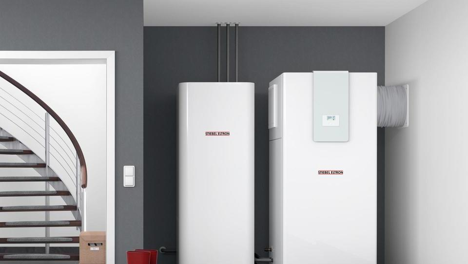 Najnovejša tehnologija za ogrevanje, hlajenje in prezračevanje novih hiš