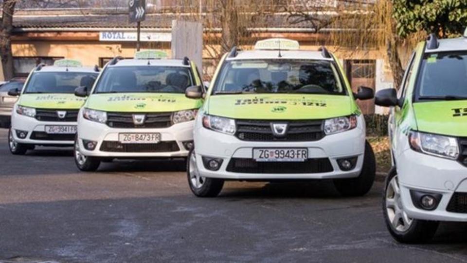 Taksiji Cammeo po dveh letih zbiranja 'zaleta' prihajajo na...