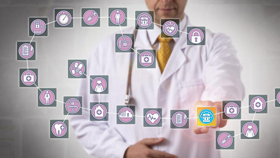 Blockchain zdravstvena reforma, ki odpravlja čakalne vrste
