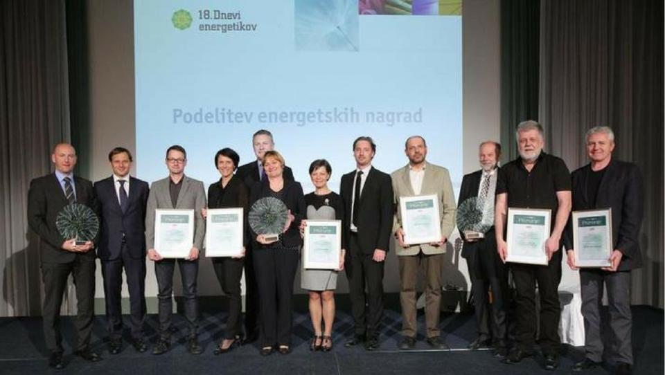 Skoraj 2000 glasov za Energetske nagrade