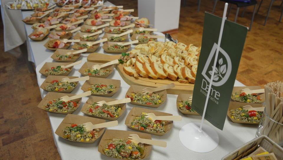 Na Štajerskem s projektom Jem drugače, jem domače v promocijo lokalne hrane