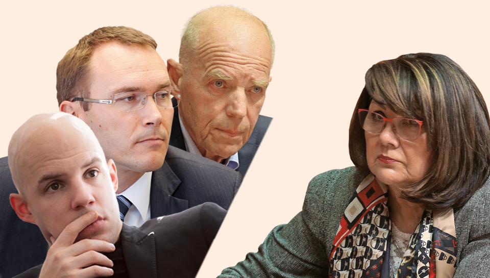 Nova vojna v ACH: Rigelnikovi in Vera Mihatović se obstreljujejo z milijonskimi tožbami