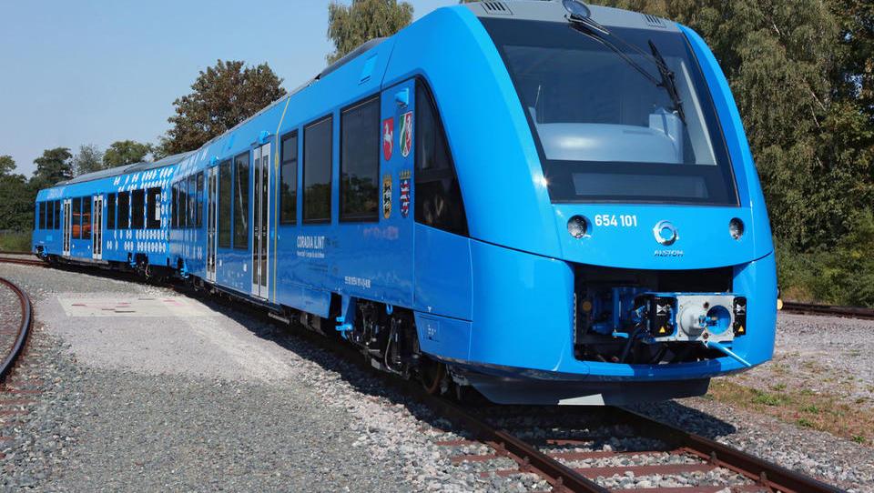 V Nemčiji bo prvi vlak na gorivne celice vozil leta 2021, Domel je zraven
