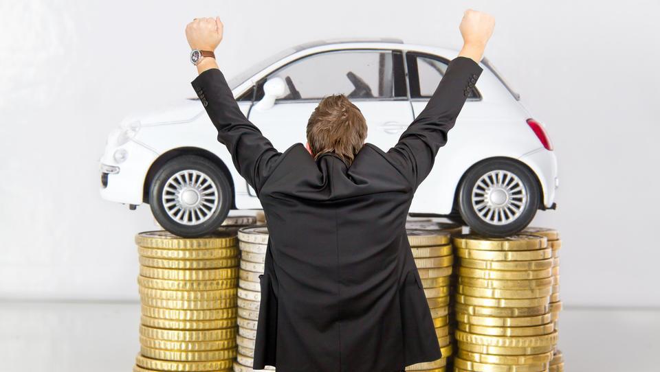 Kako si lahko priklikate najnižjo ceno avta, brez pogajanja