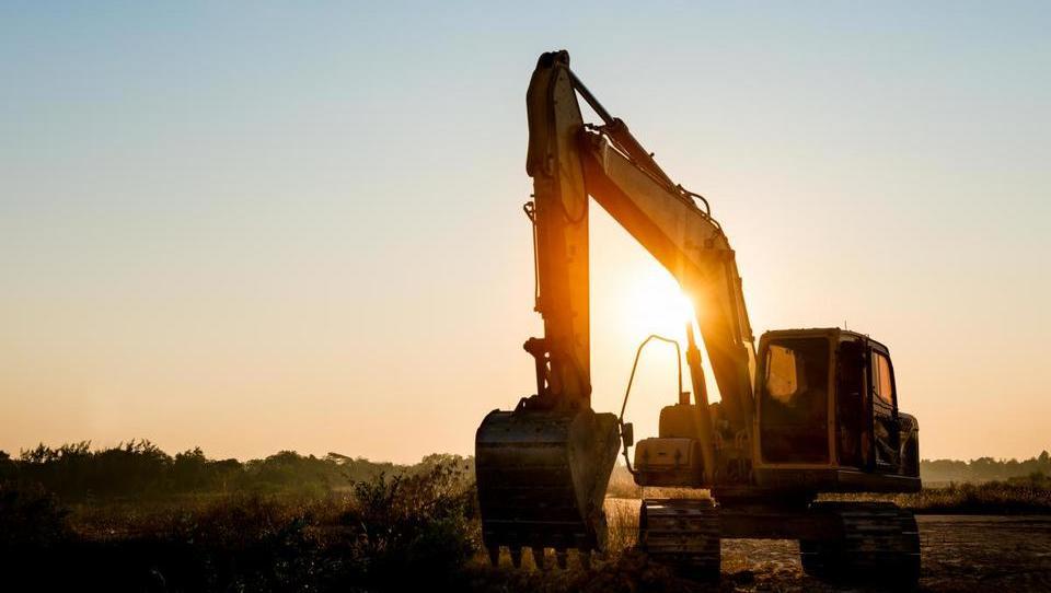 Vrednost gradbenih del še naprej strmo raste
