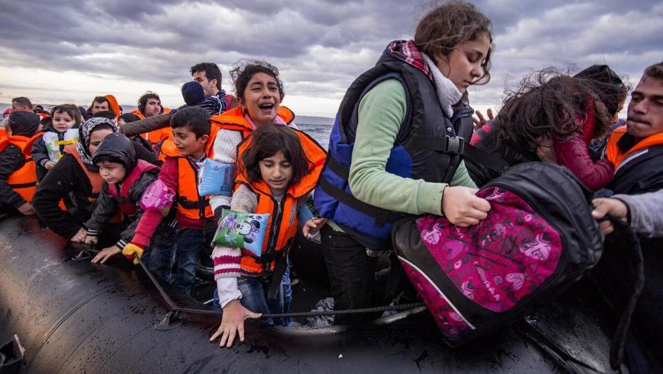 Begunci spet v središču evropske pozornosti