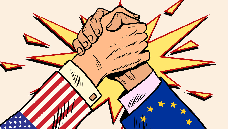 Je EU je po tihem že posekala ZDA v rasti BDP?