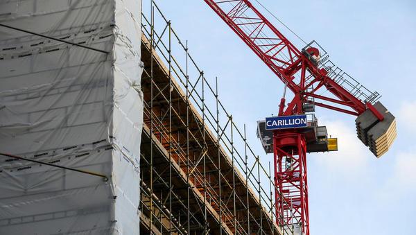 Preiskovalci afere Carillion pozvali k razbitju štirih revizijskih velikanov