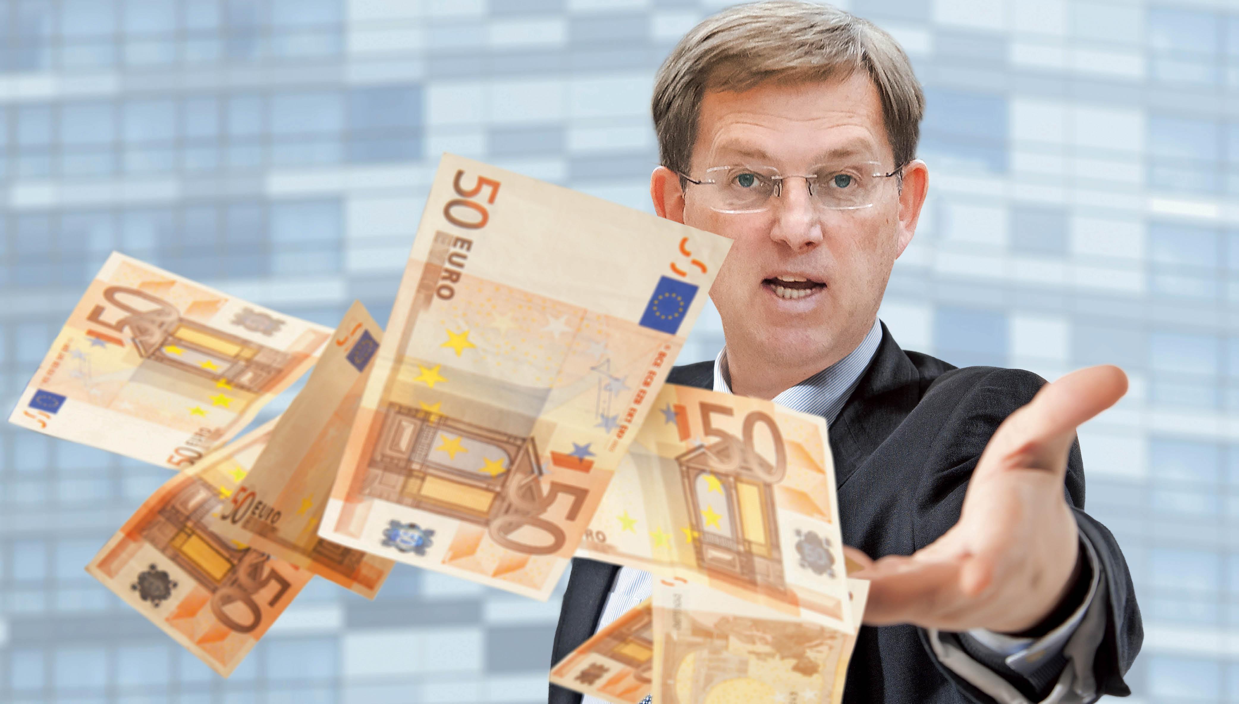 Cerarjeva vlada v dveh mesecih potrdila za 170 milijonov evrov projektov