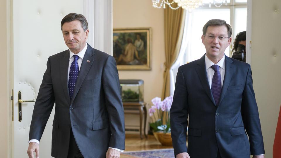 Pahor: Predčasne volitve v drugi polovici maja
