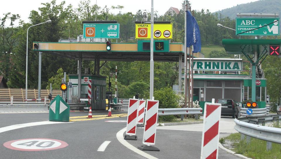 Rušitev cestninskih postaj prihodnje leto, to bo stalo 50 milijonov...
