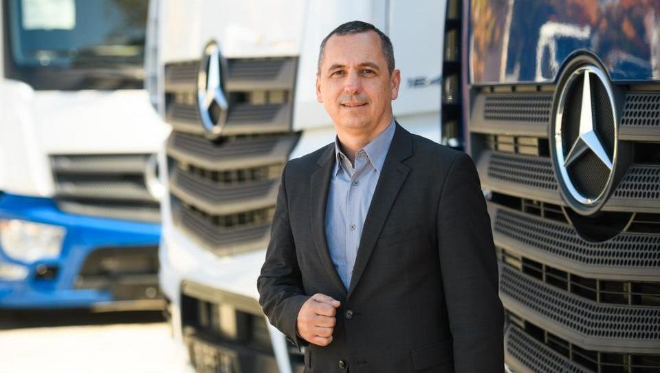 (Intervju) Država bi za prevoznike morala zagotoviti enotna pravila