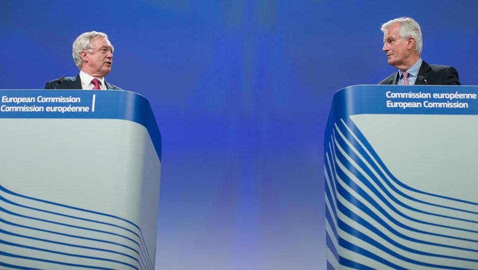(novi krog pogajanj o brexitu) Bosta EU in Velika Britanija zbližali stališča?