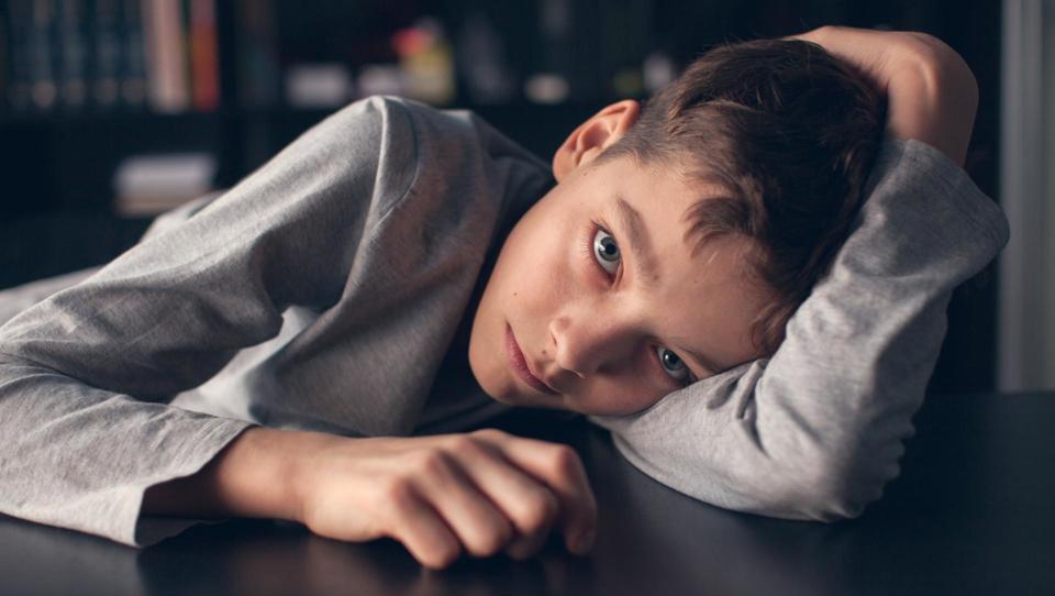 Kateri znaki poleg žalosti zahtevajo pozornost pri otrocih