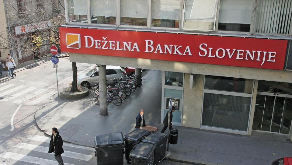 Delo: Telekom in Modra zavarovalnica skupaj nad Deželno banko Slovenije?