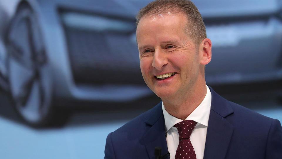 Volkswagen v električno prihodnost tudi z novim logotipom