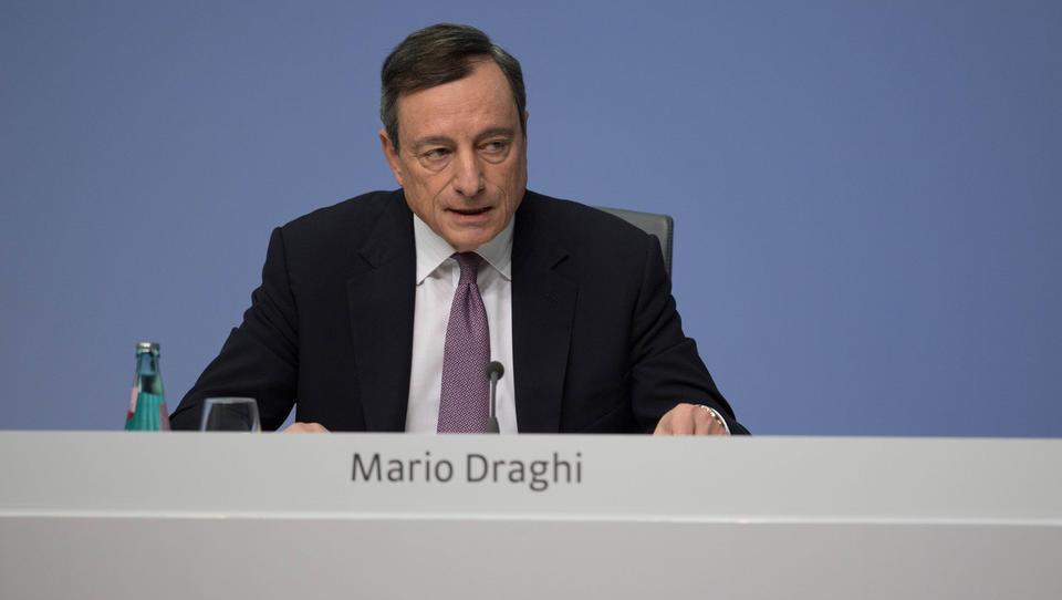 Monetarna politika v območju evra ostaja nespremenjena