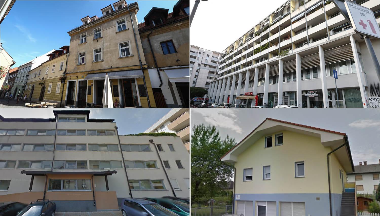 Top dražbe: Teh 7 stanovanj bo naprodaj v Ljubljani