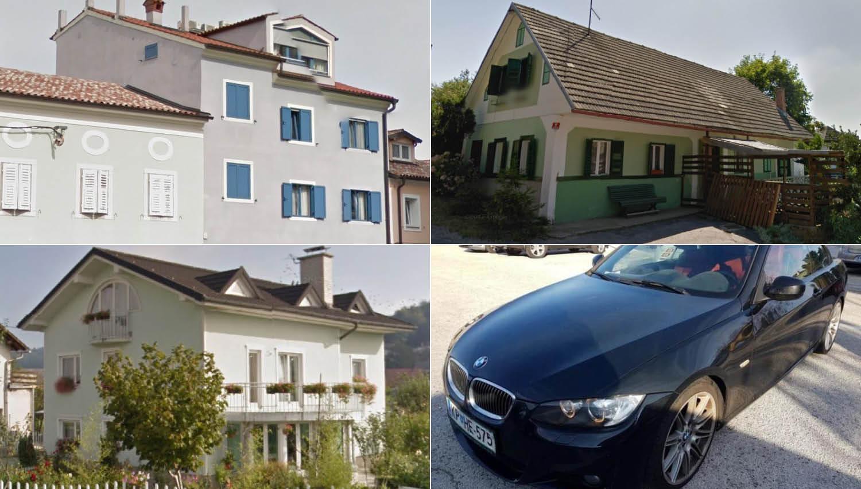 TOP dražbe: Stanovanje v Kopru, apartmaji v Budvi, BMW cabrio, hiši v Škofljici in Preddvoru