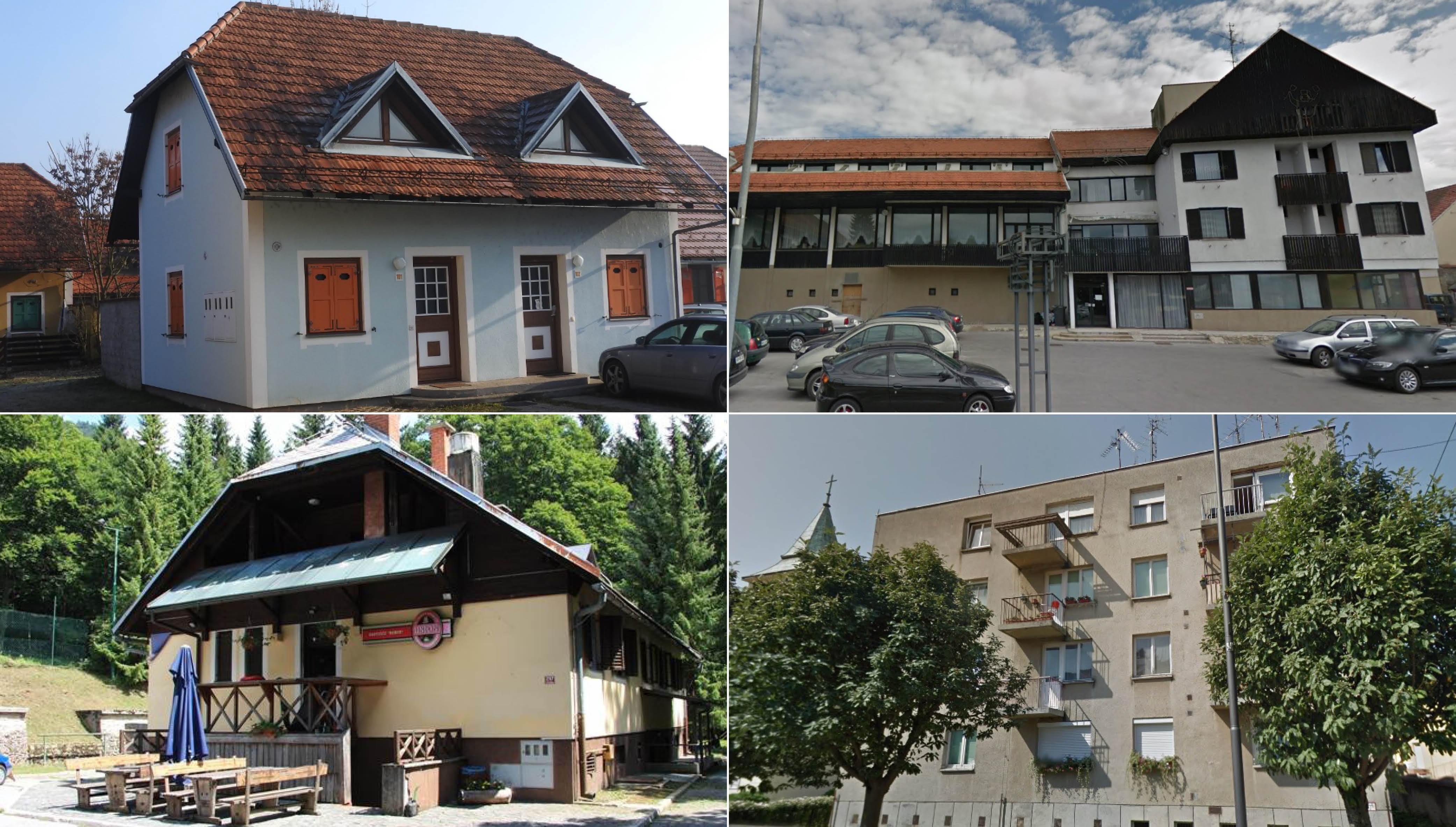 TOP dražbe: počitniška hiša v Čatežu, stanovanje v Lendavi, gostišče v Podljubelju, zemljišča pri Ajdovščini ...