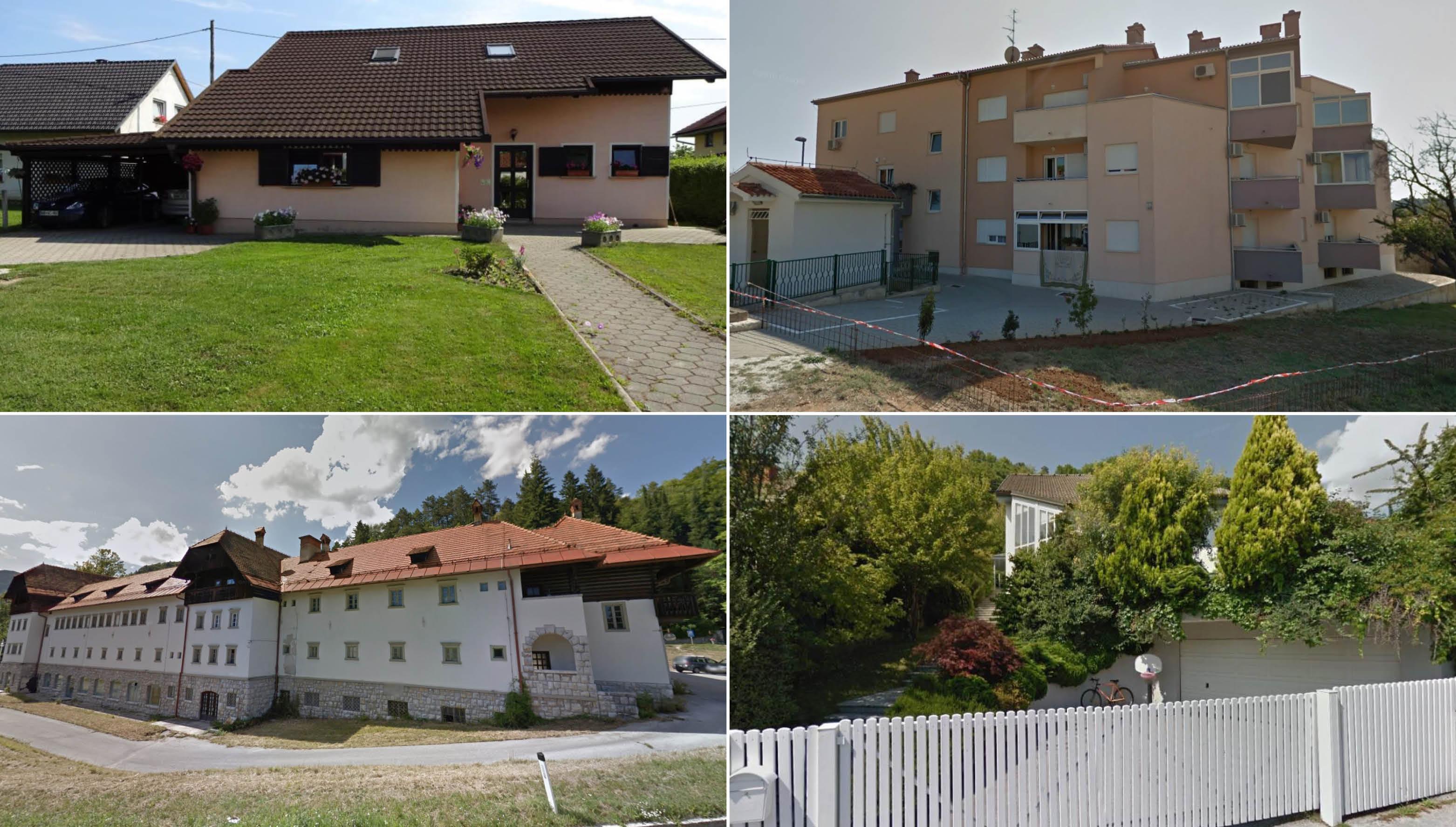 TOP dražbe: apartmaji na Hrvaškem, hiši v Kamnici in Radencih, zemljišča na Igu in poslovni objekt na Bledu