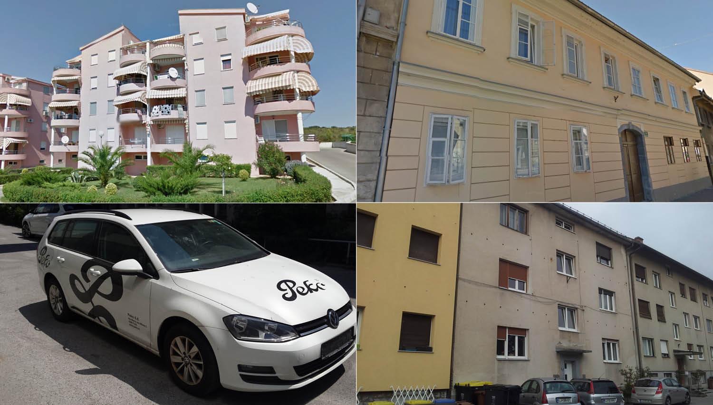 TOP dražbe: stanovanja v Ljubljani, volkswagen golf in apartma v Zadru