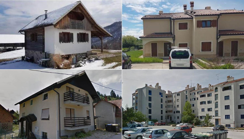 Ne spreglejte teh dražb v oktobru! Naprodaj so hiše in stanovanja v Ljubljani in na Obali, apartmaji in gostilne
