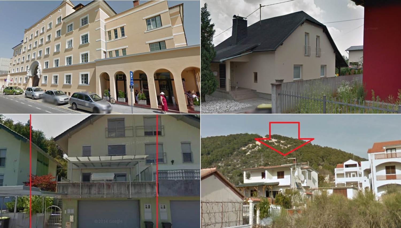 TOP dražbe: hiša in stanovanje v Ljubljani in na Dobrovi, apartmaji na Rabu in v Čatežu